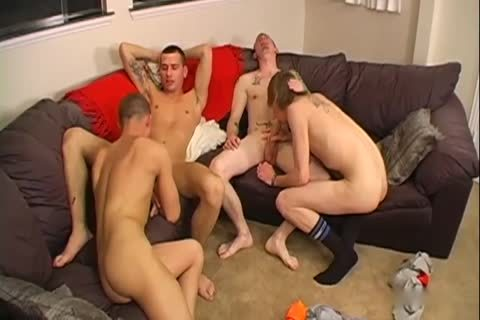 Texas Foursome penis junkies