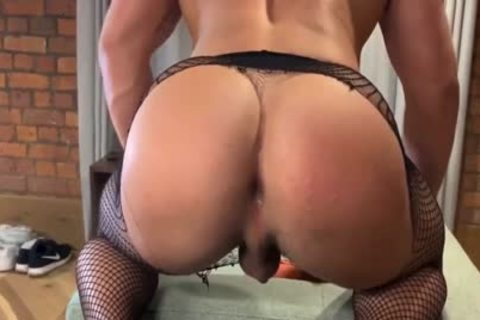 Fishnet Friday Night With Daddy