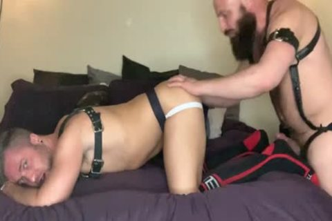 Colby 1 - Leather Daddy Jeff
