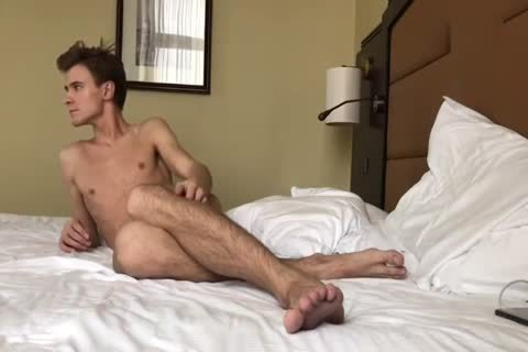 Skinny twink likes To poke His Uncle