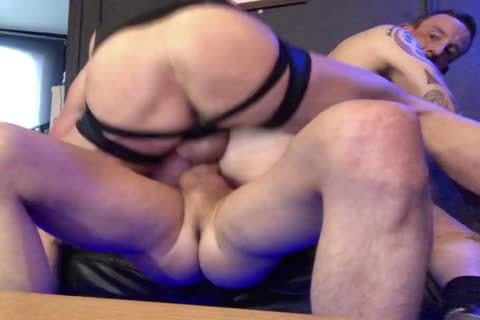 smutty raw 3way With Double pooper Part 2