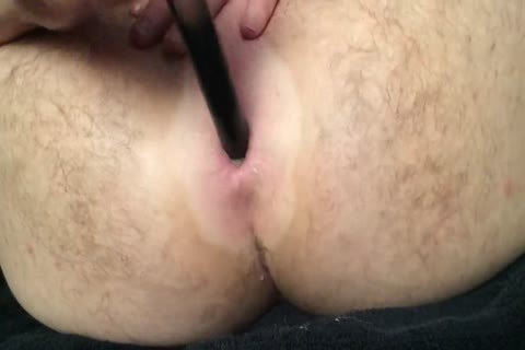 Fingering And Bubble arse plug In My arse