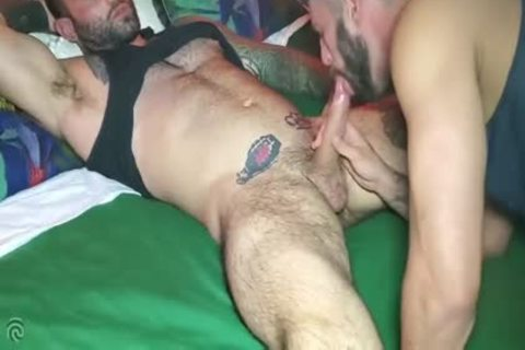fine Male receives Fuked By big dick