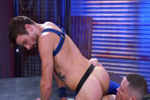 ClubInfernoDungeon - Drew Dixon's ass Fisted & extreme Gape