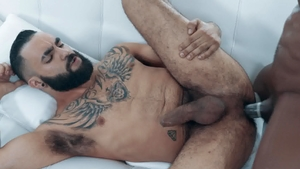 NoirMale: Ramming hard with Zaddy among Max Konnor