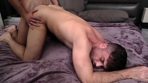 Icon Male - Hairy Mason Lear together with Lance Hart butt sex