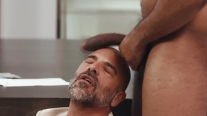 NoirMale: Athletic Ray Diesel rimjob sex tape