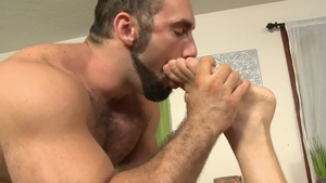 IconMale.com: Hans Berlin blowjob cum