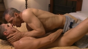 IconMale.com - Rodney Steele as well as muscle Alex Chandler