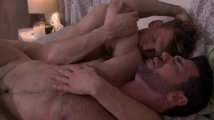 IconMale: Zack Grayson plowed by big penis daddy