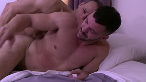 IconMale - Muscle Brogan Reed lusts hard pounding