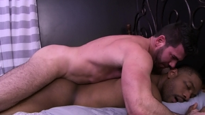 IconMale: Lawrence Portland & Billy Santoro fucked hard