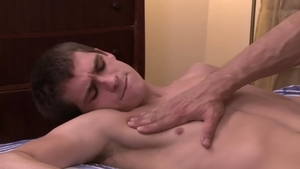 IconMale - Muscle DILF Max Sargent reality blowjob cum
