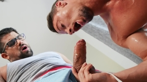 Drill My Hole: Skyy Knox fucks with dildo