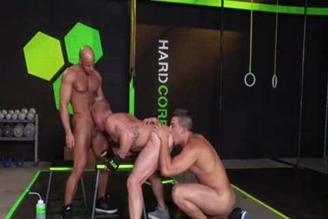 filthy Hunks Session