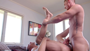 Next Door Originals - Pierced Jackson Cooper blowjob video