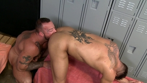Extra Big Dicks: Piercing Sean Duran ass fucked