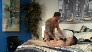 MenOver30: Piercing couple Max Cameron agrees to slamming hard