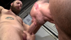 Men Over 30 - John Magnum and Dustin Steele anal