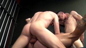 MenOver30 - Jacob Stax having fun with brunette Michael Stax