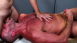 Men Over 30: Gay Jay Donahue pounded by huge dick daddy