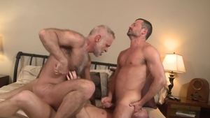 PrideStudios: Hard slamming with Seth Knight beside Joe Parker