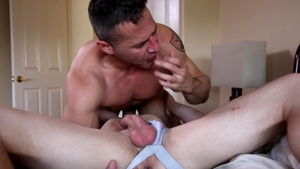 Pride Studio Partners - Caucasian Leo Luckett ass pounded