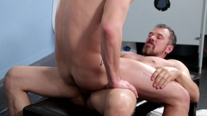 PrideStudioPartners: Inked Max Sargent wishes for cock sucking