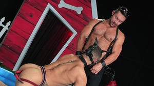 Hot House: Seth Santoro cleanest begging sex scene