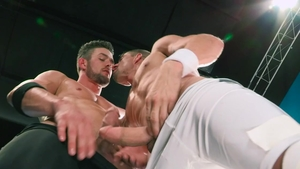 HotHouse - Sweet Ryan Rose impressed by nice big dick stud