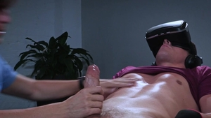 Falcon Studios - Bulge uncut dick JJ Knight stroking