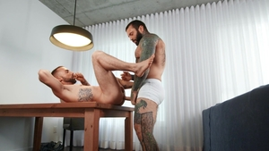 Drill My Hole: Athletic Markus Kage ass fucked porn