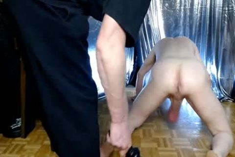 Ball Busting With Painangel