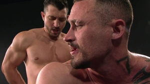 Raging Stallion - Latino Jimmy Durano with Seven Dixon rimming