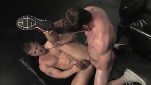 RagingStallion - Connor Maguire giving head for Jeremy Stevens