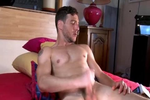 dirty Neighbour Serviced In A homo Porn In Spite Of Him