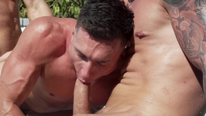 Falcon Studios: Johnny Ford , JJ Knight among Tristan Hunter