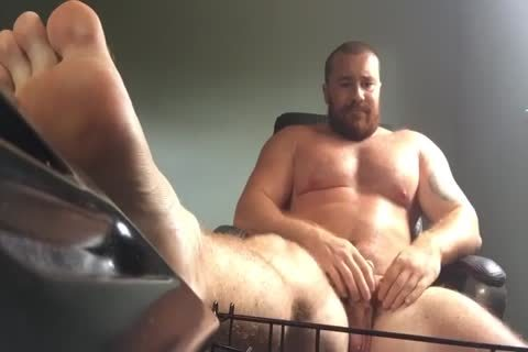 cocky Bodybuilder Requested Foot naked Flex Worship sweet