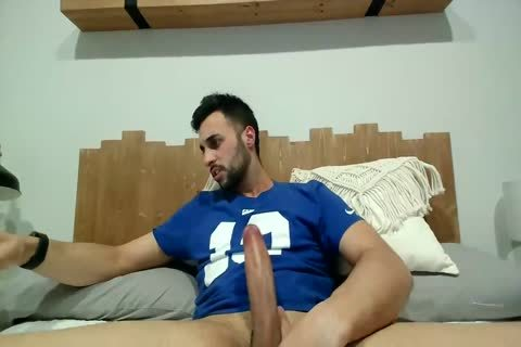Straight lad Can Selfsuck His cock